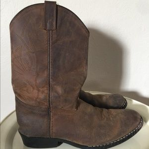 Masterson Boot Co Cowboy Boots